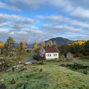Airbnb-vondst - in de Noorse fjorden