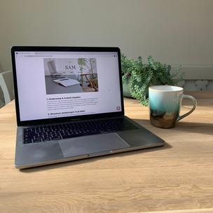 Checklist voor het schrijven van goede webteksten