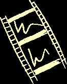 Amarillo bosquejado Cine