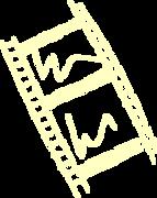 Yellow Skizziert Film
