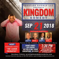 Kingdom Komedy 9.21.18