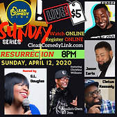 GL LOL! Sunday Series Resurrection Sunda