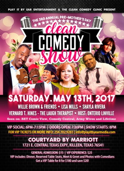 MothersDayComedyShow13May17