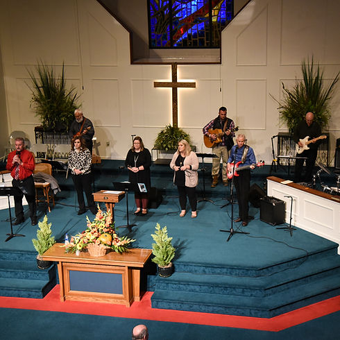 Hagood Worship Team