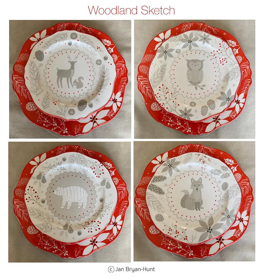 woodland sketch photos plates.big reds.j
