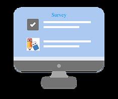 Online Surveys & Follow Ups On The Student's Progress & The Tutor's Performance