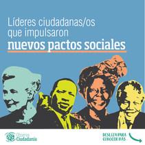 LÍDERES CIUDADANAS/OS