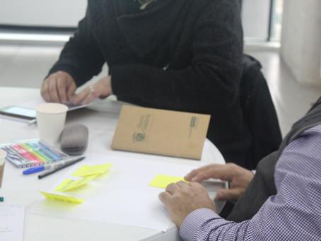 """Módulo II """"Formación y competencias ciudadanas"""" del Ciclo de talleres para docentes y dire"""