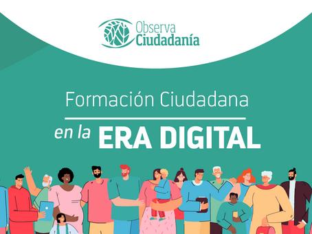Formación Ciudadana en la Era Digital