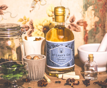 McLean's Signature Gin