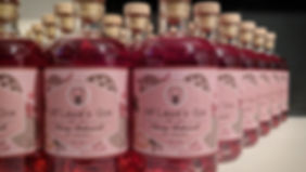 McLean's Cherry Bakewell Pink Gin