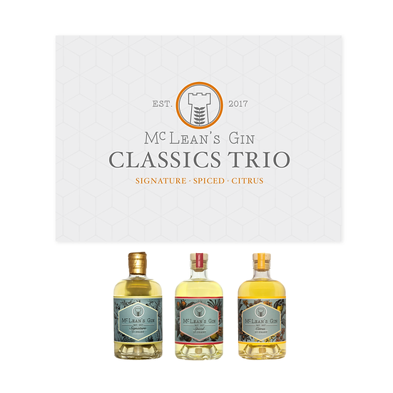 Classics Trio (3 x 20cl)