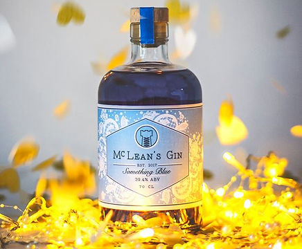 McLean's Something Blue Wedding Gin