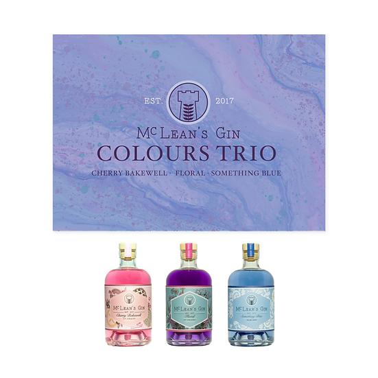 Colours Trio (3 x 20cl)