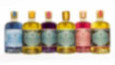 Colourful Craft Gin
