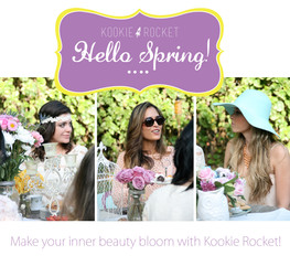HELLO SPRING! Get the look for this SEASON.