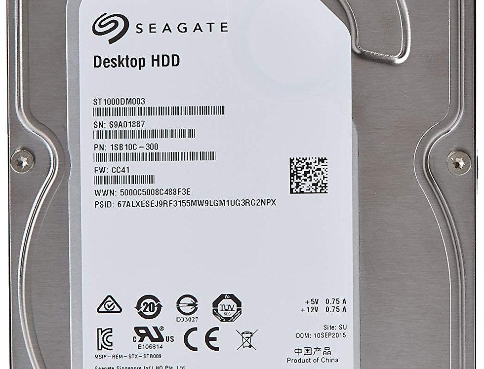 Internal HDD 1T