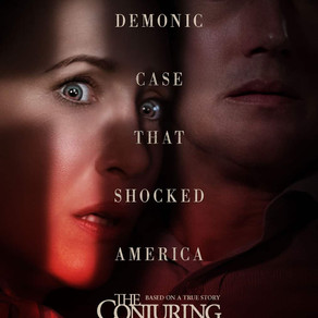 The Conjuring: The Devil Made Me Do It - Review. The Power of Lee Compels You To Check It Out.