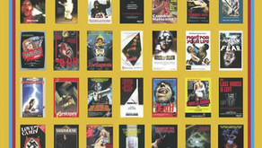 The 72 Films That Made The Video Nasty List.