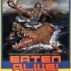Classic Movie Review #1 Eaten Alive 1976