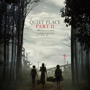 A Quiet Place Part Two (2021), Shhh...