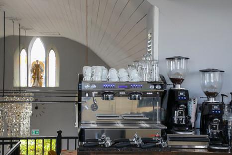 top koffie bij Valerius Boutique Hotel.j