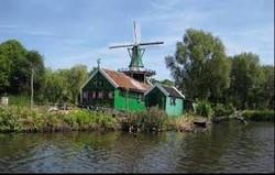 Windmill de vlijt
