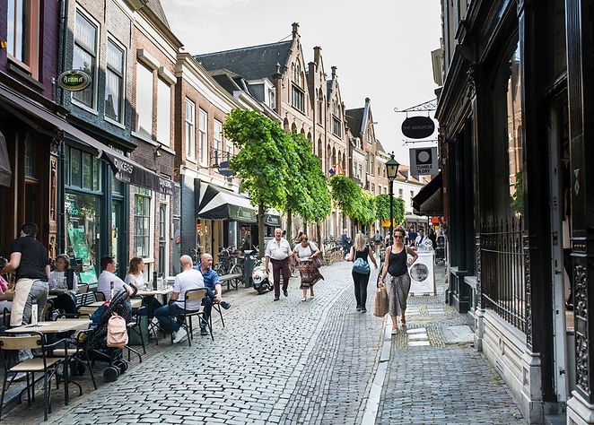 Haarlem 30 minuten vanaf Valerius Boutique Hotel