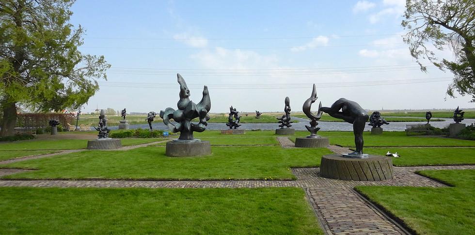 Museum en beeldentuin Nick Jonk