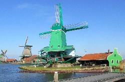 Windmill de poelenburg