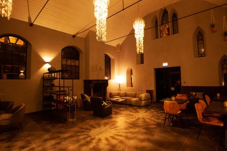 sfeerverlichting Valerius Boutique Hotel