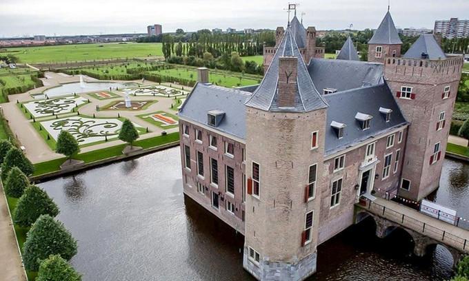 Kasteel Heemskerk
