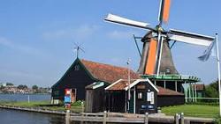 Windmill de Bonte hen