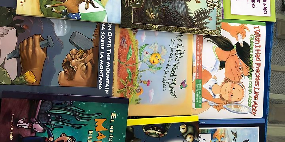 ILA Mobile libraries - (new books in the ILA tote bag) will be donated and distributed to Milwaukee and Beloit Schools