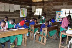 School in Kenya - ILA summer 2017 - Linda
