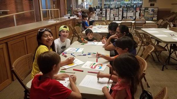 USA - Public Library ILA event - 2017
