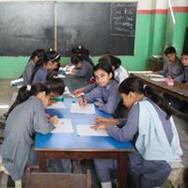 Pakistan - underprivildged school