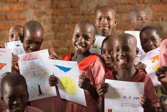 Uganda - school - 2016