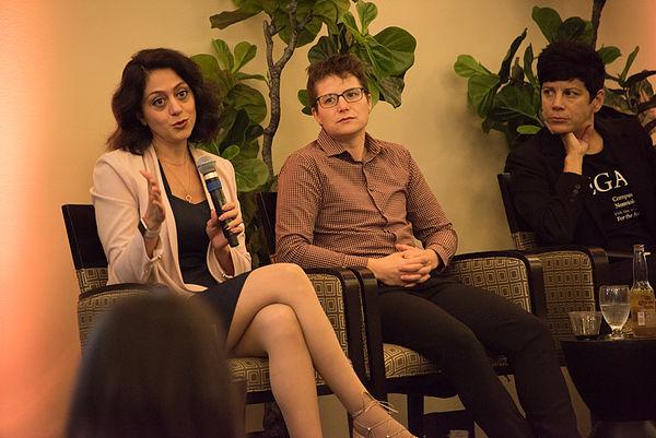 Speaker Sara Nasserzadeh