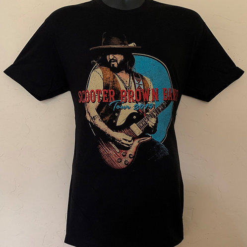 Scooter Brown Band Live! Tee