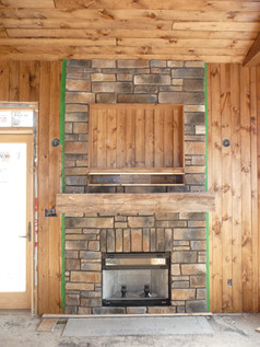 Fireplaces with style and function