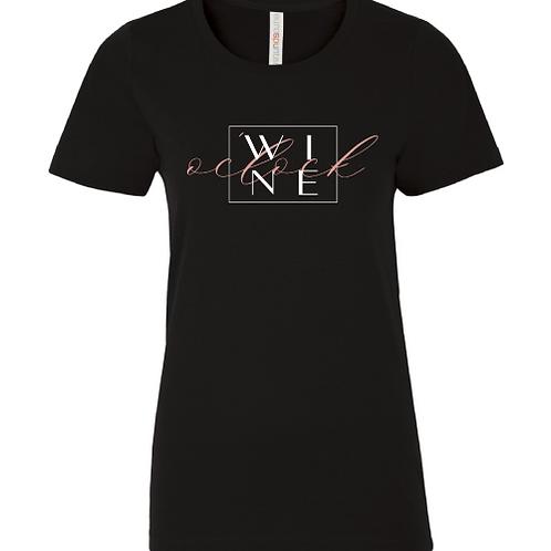 Wine o'clock Tshirt