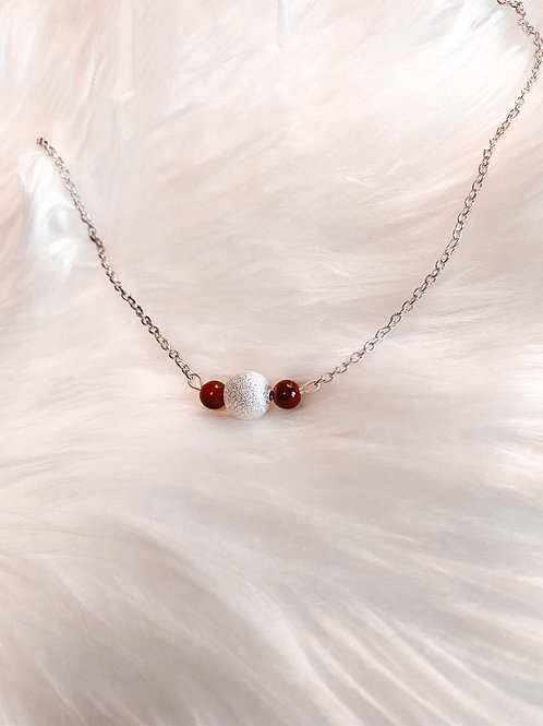 New Years Ball Necklace