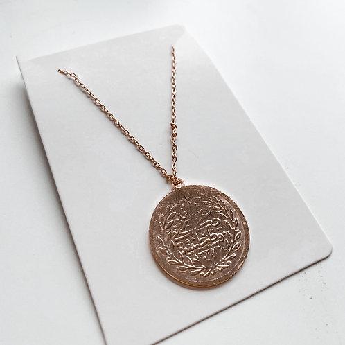 Coin Fairy Necklace