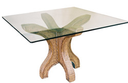 base de mesa marajoara