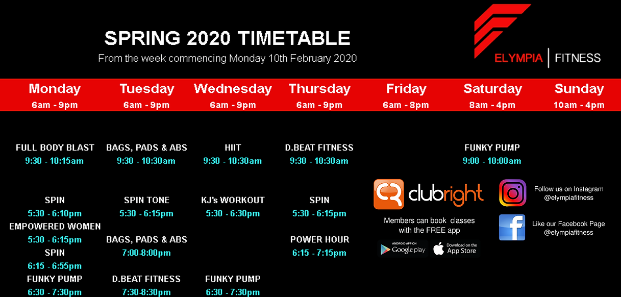 Spring 2020 timetable v4 with adverts.pn