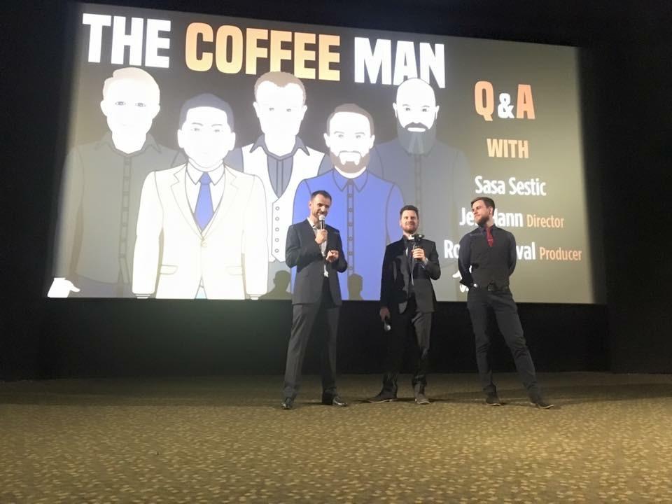 World Premiere - Canberra, Australia