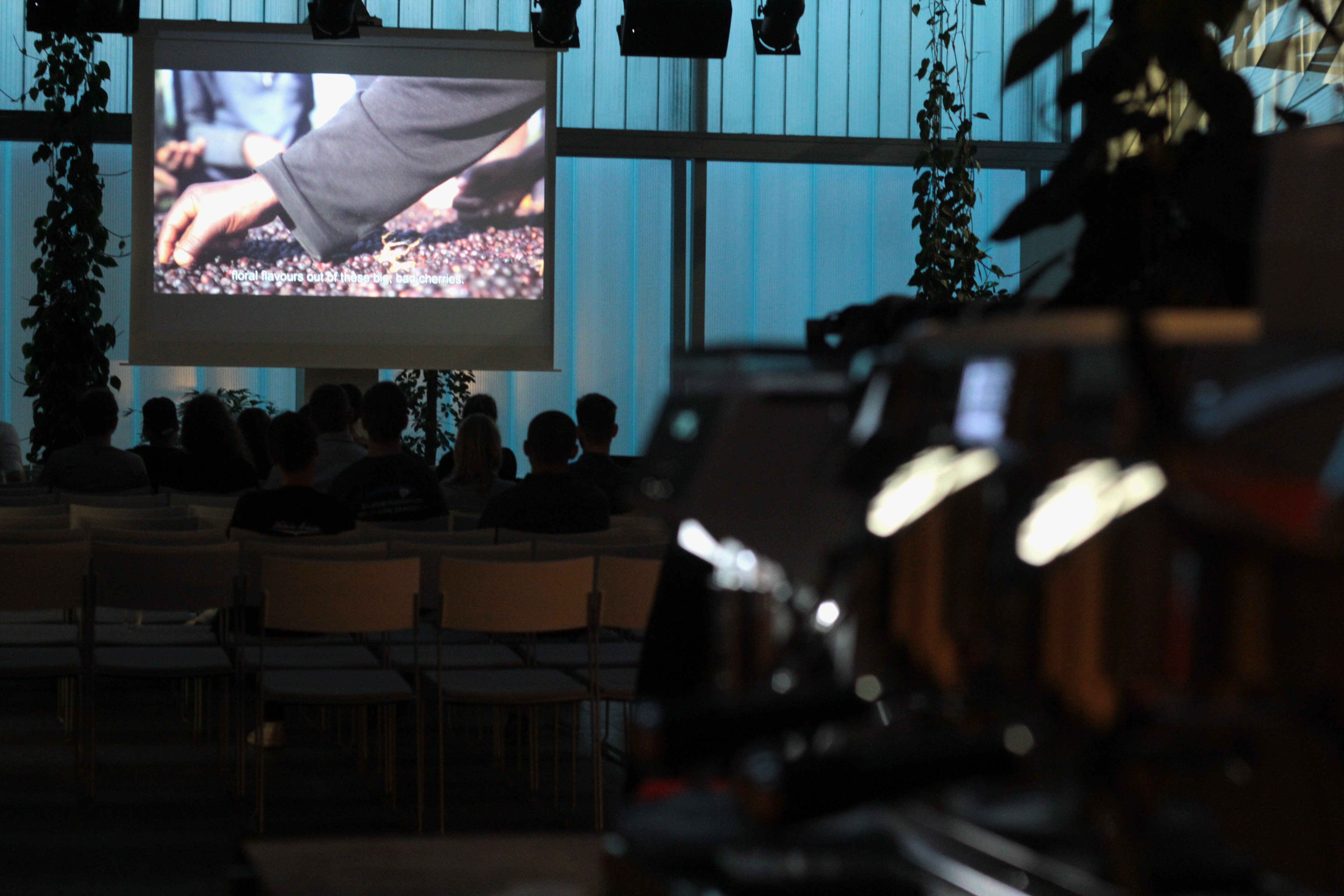 World Premiere-Brno, Czech Republic