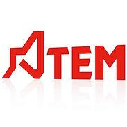 Искусственный камень, кварц Атем - логотип