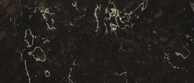 Искусственный камень, кварц Vicostone BQ8812 Java Noir